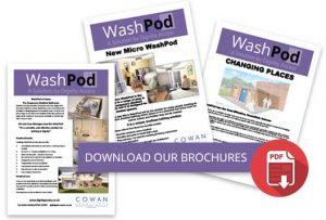 WashPod Brochures