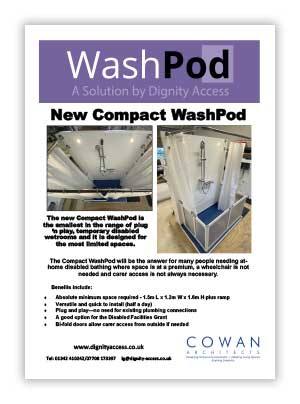 Compact WashPod Brochure
