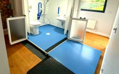 'Only Positive Words' for a Micro WashPod that Brings Father Home to Family after a Fall