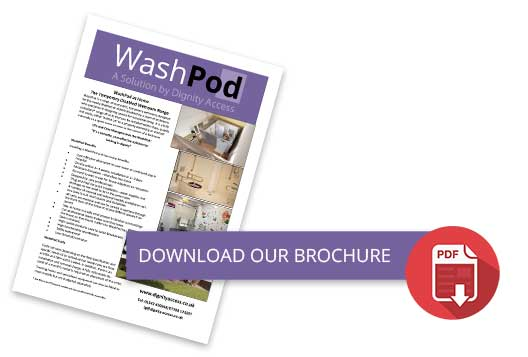 WashPod Brochure